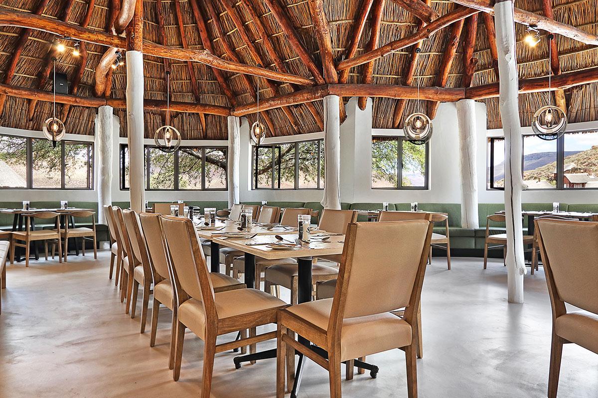 Karoo Vista Centre Interior