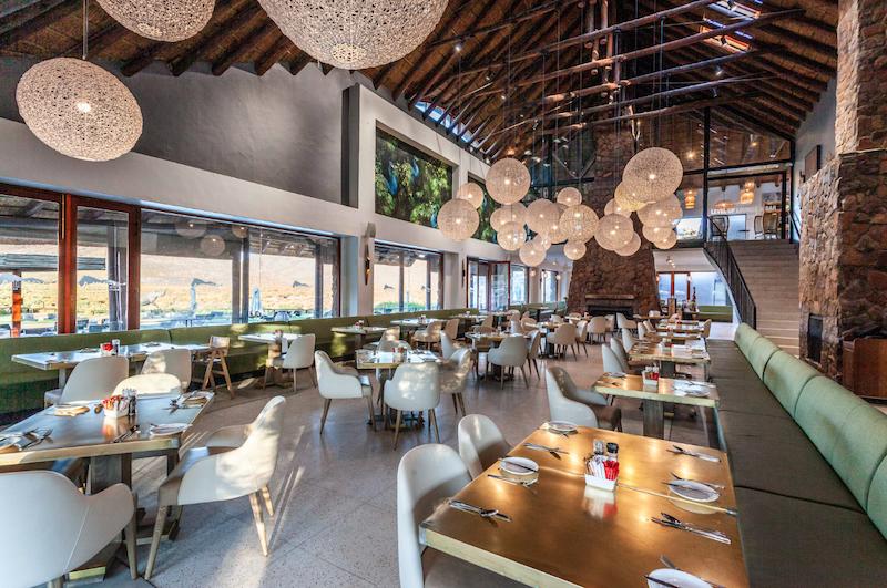 Aquila Revamped Overnight Restaurant